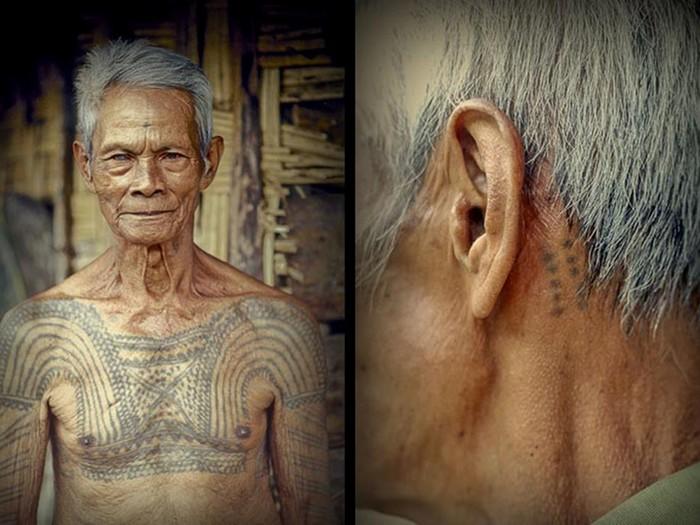 Самая старая татуировка в мире: как она выглядит?