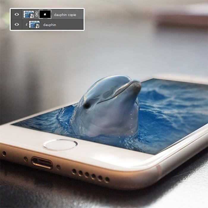 Создаем коллаж с объемной сценой (3D эффектом) в Photoshop