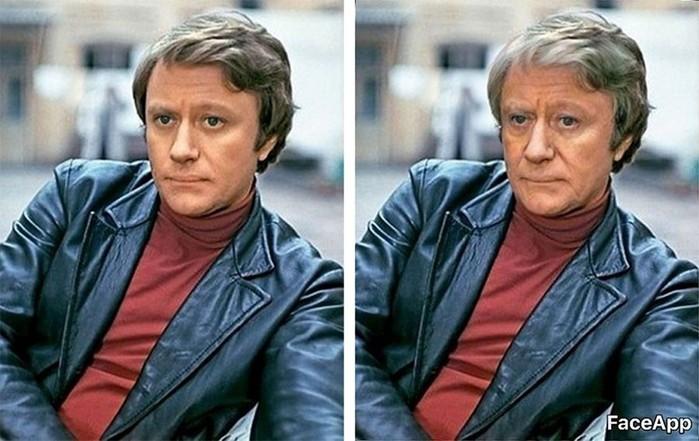 Как выглядели бы в наши дни актёры, которых уже нет с нами