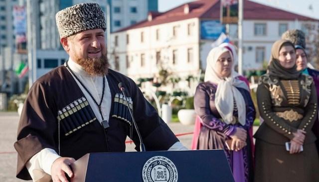Сколько жен и детей у Рамзана Кадырова?
