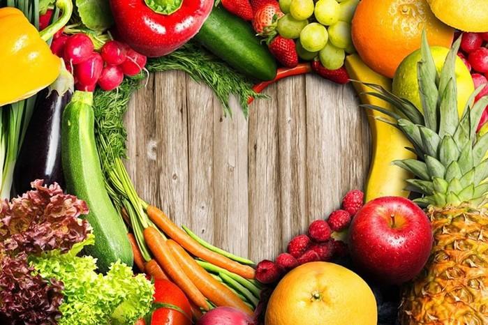 Овощи и фрукты способны защитить организм от раковых заболеваний
