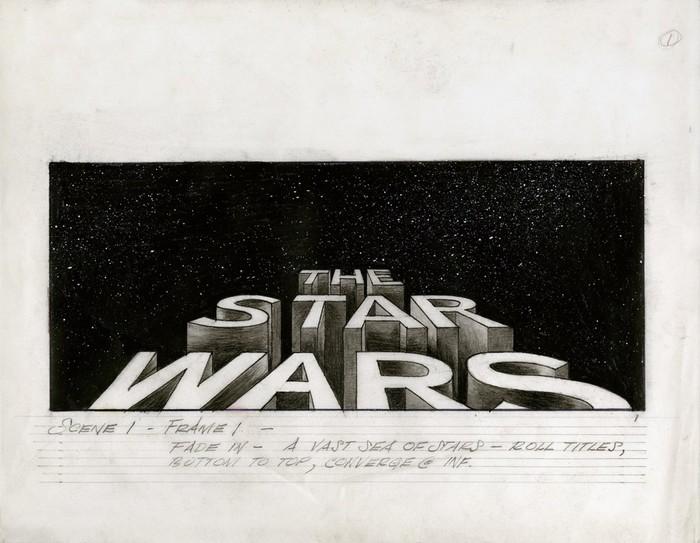 Архивы «Звёздных войн»: как создавалась оригинальная трилогия Джорджа Лукаса