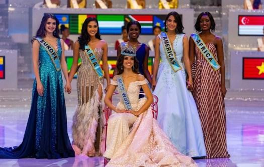 Кто стал новой «Мисс мира» и что о ней известно