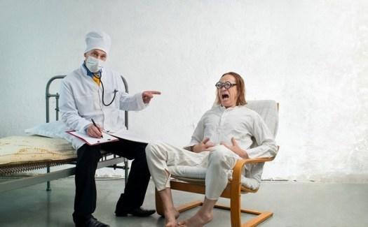 Психиатры: необычное поведение людей не всегда является шизофренией
