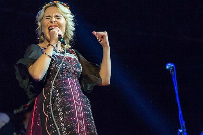 Певица Пелагея: уникальный голос России