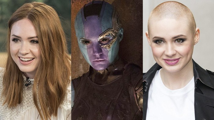 Как выглядят в жизни актрисы из «Стражей Галактики 2»