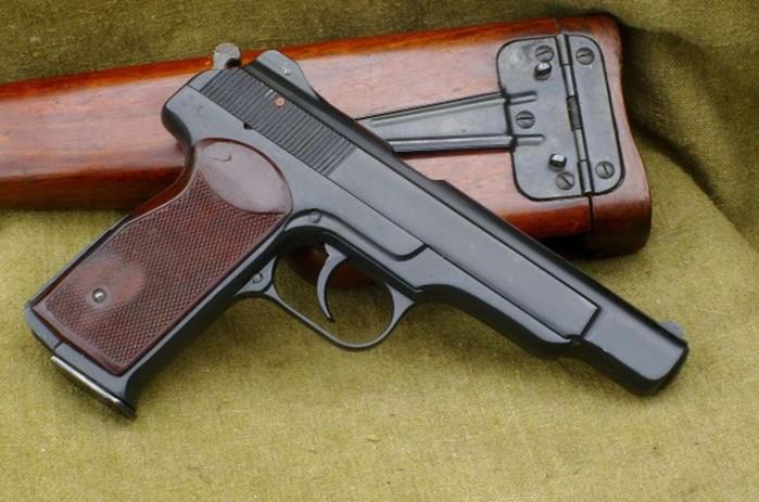 Пистолет Стечкина: легендарное российское оружие