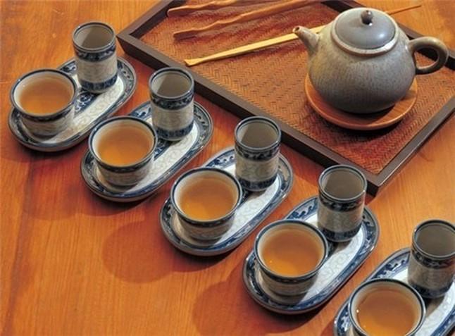 Духовные основы ритуала: китайская чайная церемония