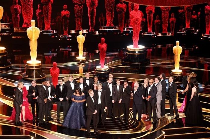 Трагикомедия «Зеленая книга» омузыканте получила главный «Оскар»