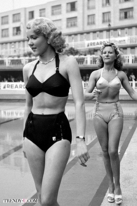 Интересные факты о моде 40 х годов