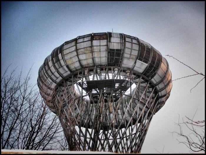 Самые необычные водонапорные башни со всего мира