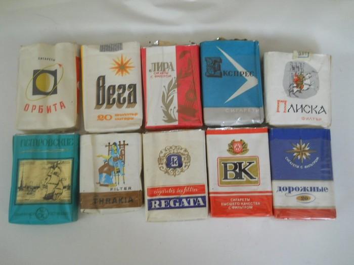 Что и как курили в советское время