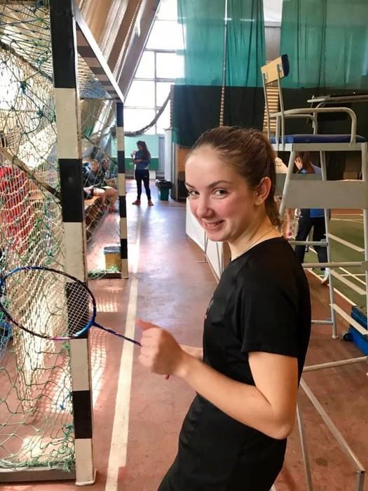 Юные бадминтонисты Харьковщины триумфально выступили на чемпионате Украины