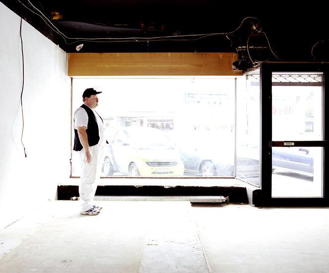 Продавец (5 фото)   Симоне Розенбауэр