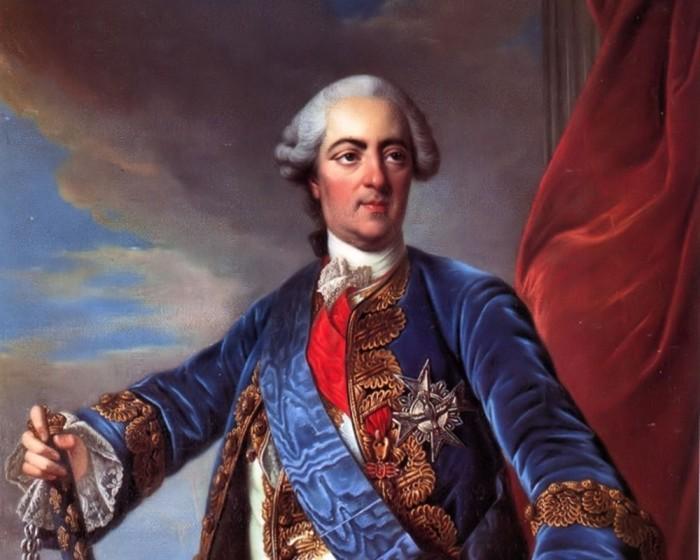 Гарем по европейски: несовершеннолетние наложницы Людовика XV