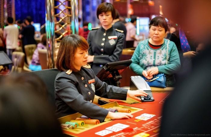 Какое самое большое в мире казино?