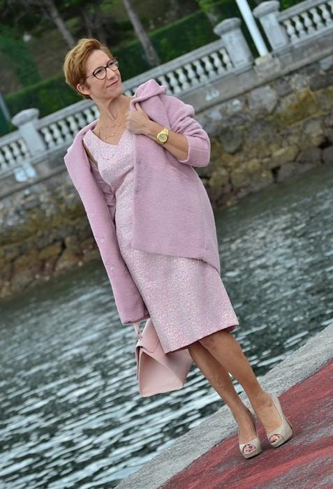 Идеальные цвета в одежде для женщин после 40