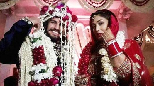 Актеры индийских сериалов, которые рано женились