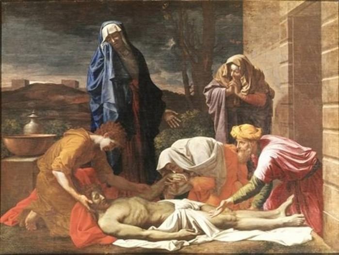 Как разные художники изображают смерть и мертвых людей