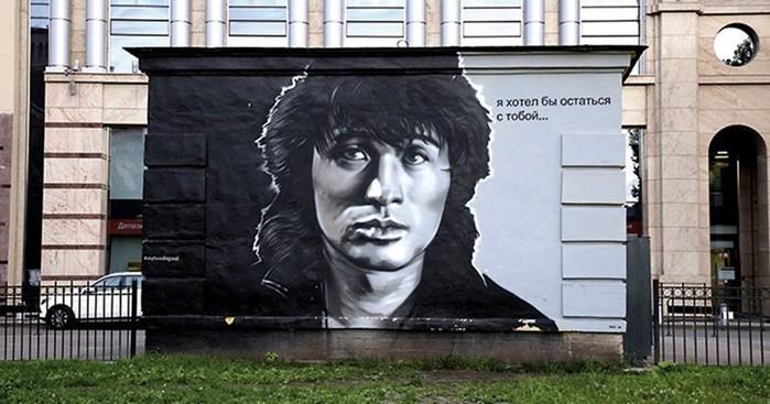 Самый креативный стрит арт: примеры потрясающего уличного искусства