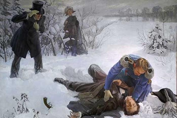 Интересные факты о дуэли Пушкина: как поэт спас Дантеса от тюрьмы