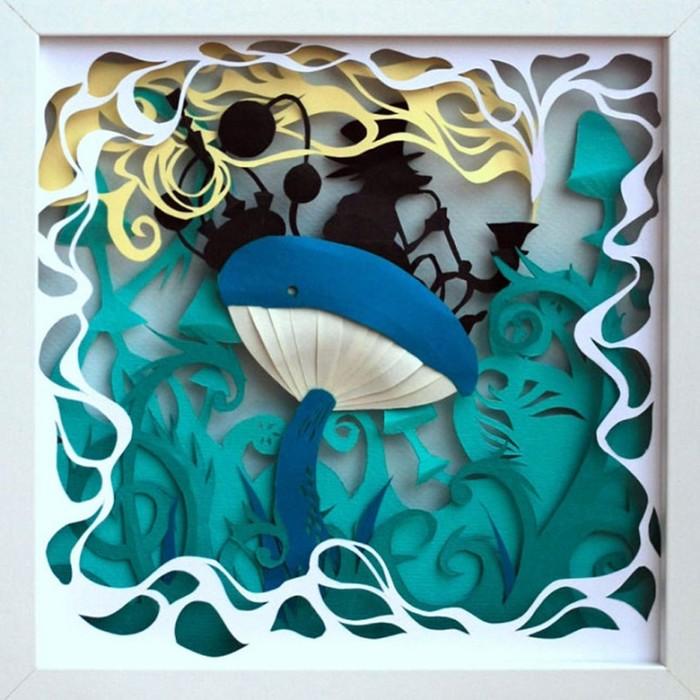 Алиса в Стране бумажных чудес