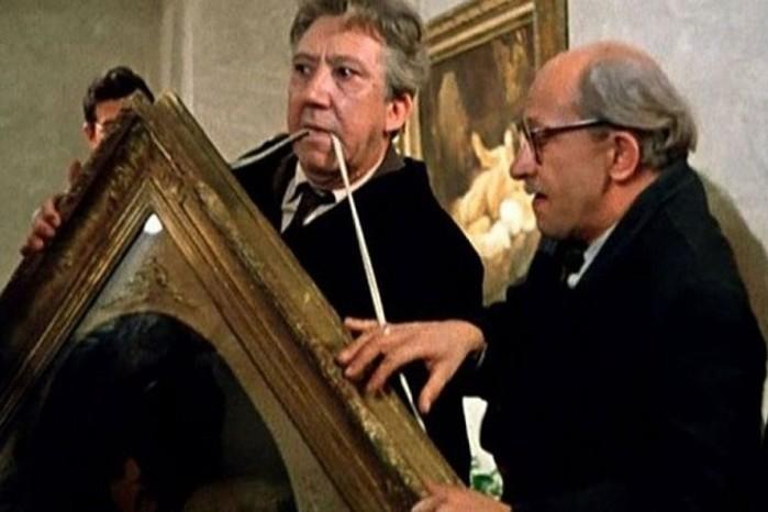 Странные музейные кражи с непредсказуемыми последствиями