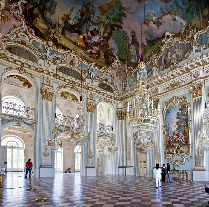 Самые красивые дворцы и замки Баварии (Германия)