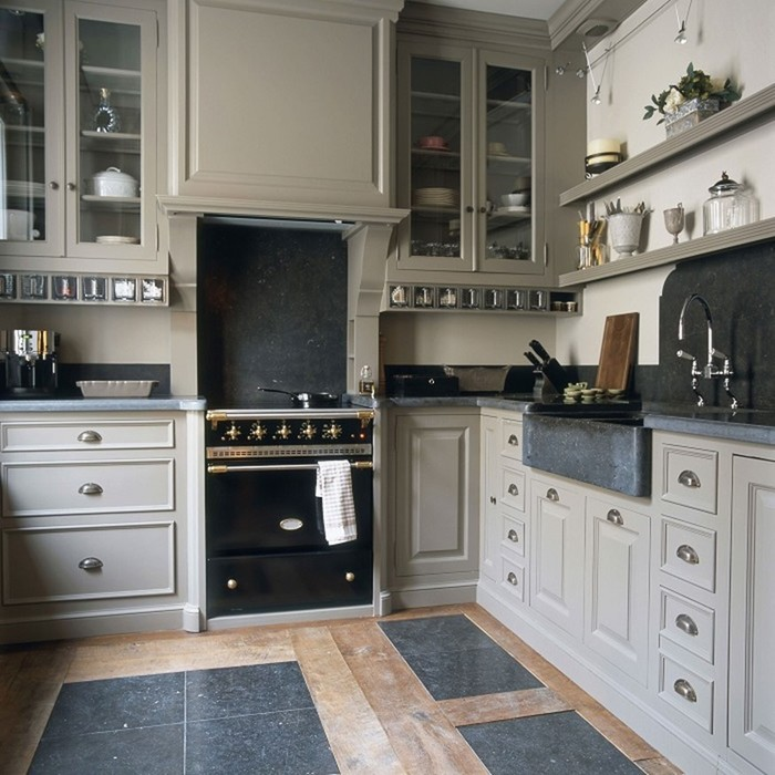 Дизайнерские решения, которые преобразят унылую кухню