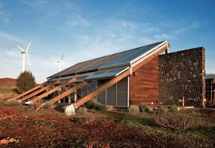 4 нестандартных экоматериала, которые используются в современном строительстве