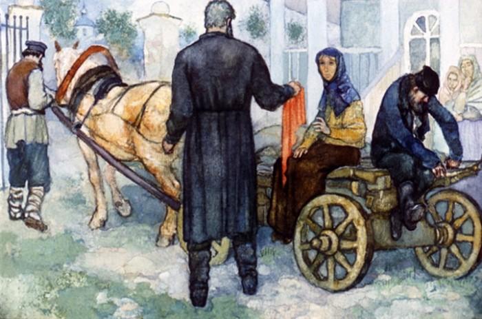 Какие классики русской литературы были богатыми помещиками