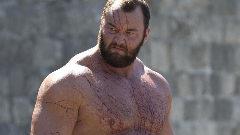 How The Mountain Got Ripped For Game Of Thrones