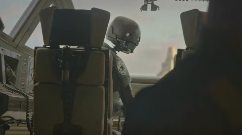 Image result for k-2so rogue one droid