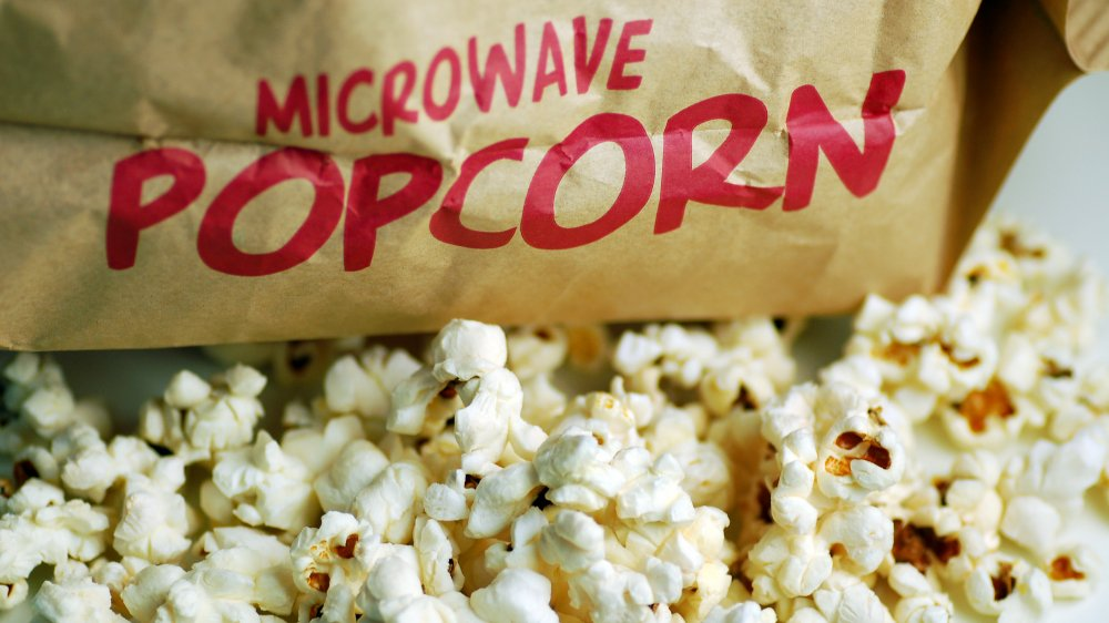 think twice before eating microwave popcorn