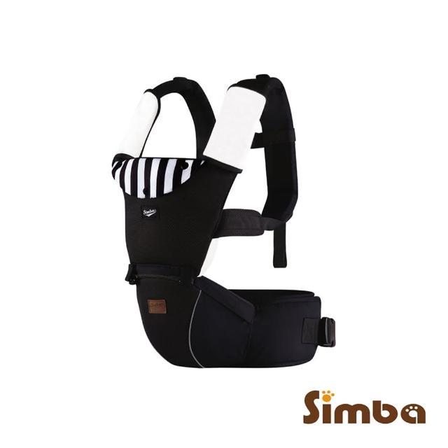 【Simba 小獅王辛巴】CLASSY高級訂製腰凳揹巾