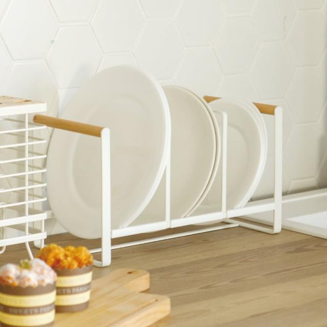 【完美主義】日系多功能拉式瓶罐碗盤收納架