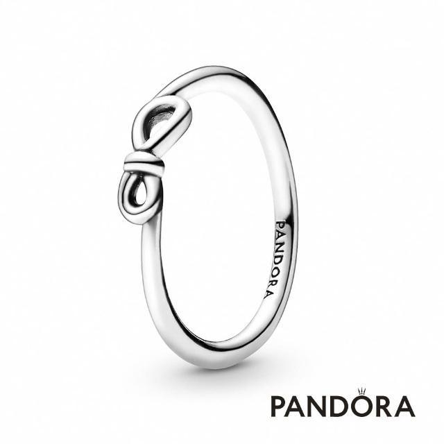 【Pandora官方直營】無限紐結戒指