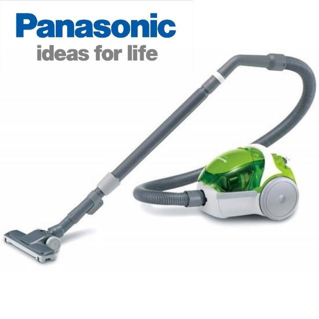 【Panasonic 國際牌】雙旋風無紙袋集塵式吸塵器(MC-CL630)