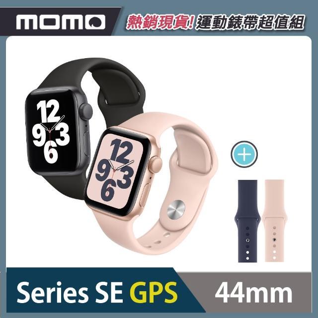 【Apple 蘋果】Watch Series SE GPS版