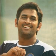 MS Dhoni: Past perfect, future tense?