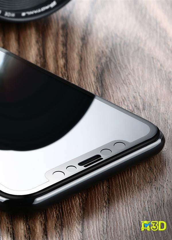 邦克仕连发八款保护壳/钢化膜:无死角曝光iPhone 8