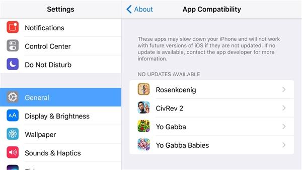再见32位!iPhone/iPad升级iOS 11这样替换老应用