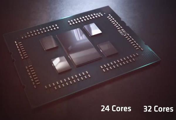 锐龙ThreadRipper 3970X为原生32核 开核变64核别想了