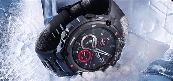 Huami's new watch Amazfit T-Rex Pro is here: Challenge the 10,000-meter deep sea?