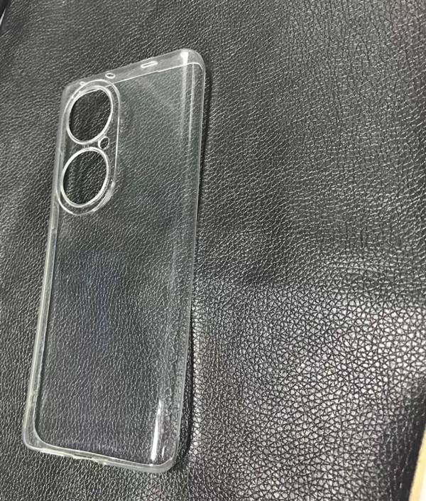 Huawei P50 protective case exposure: a real hammer for rear camera