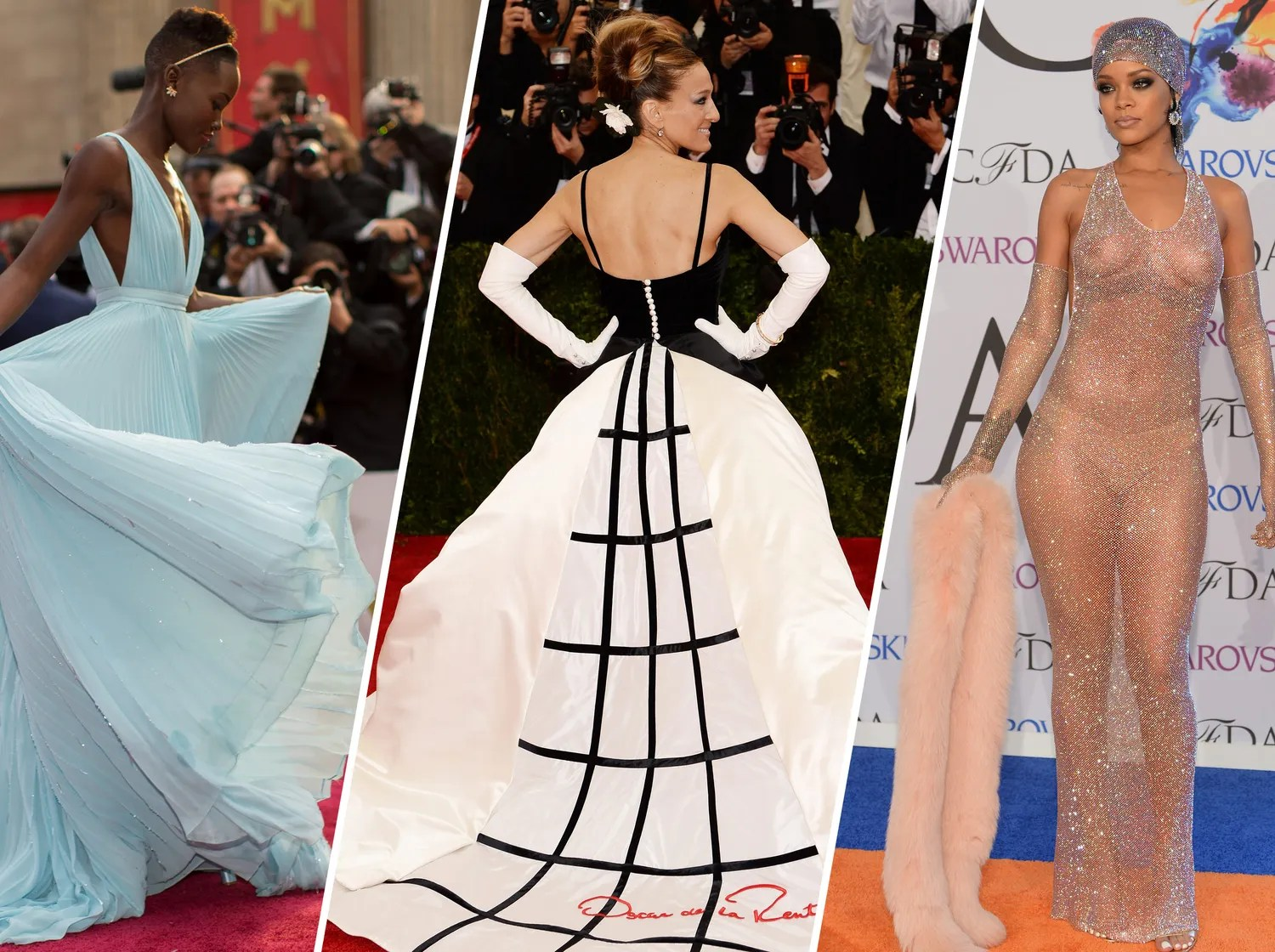 Worst Red Carpet Dresses Of All Time
