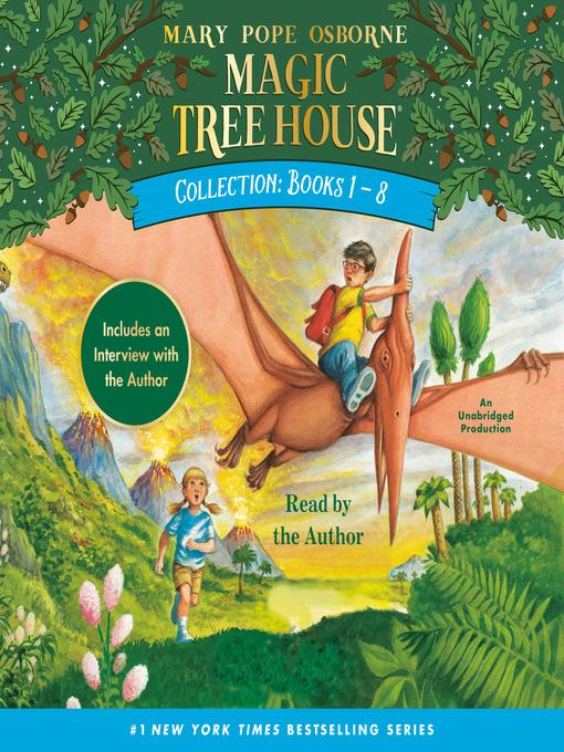 Magic Tree House List