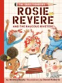 Cover of Rosie Revere and the Raucous Riveters