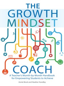 Cover of The Growth Mindset Coach