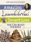 Cover of Amazing Leonardo da Vinci Inventions